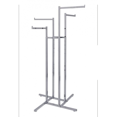 Four Way Display Stand for Garment