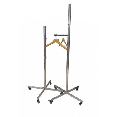 Stainless Steel Clothes Upright Stand